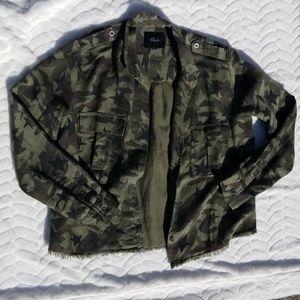Rails camo shirt/jacket